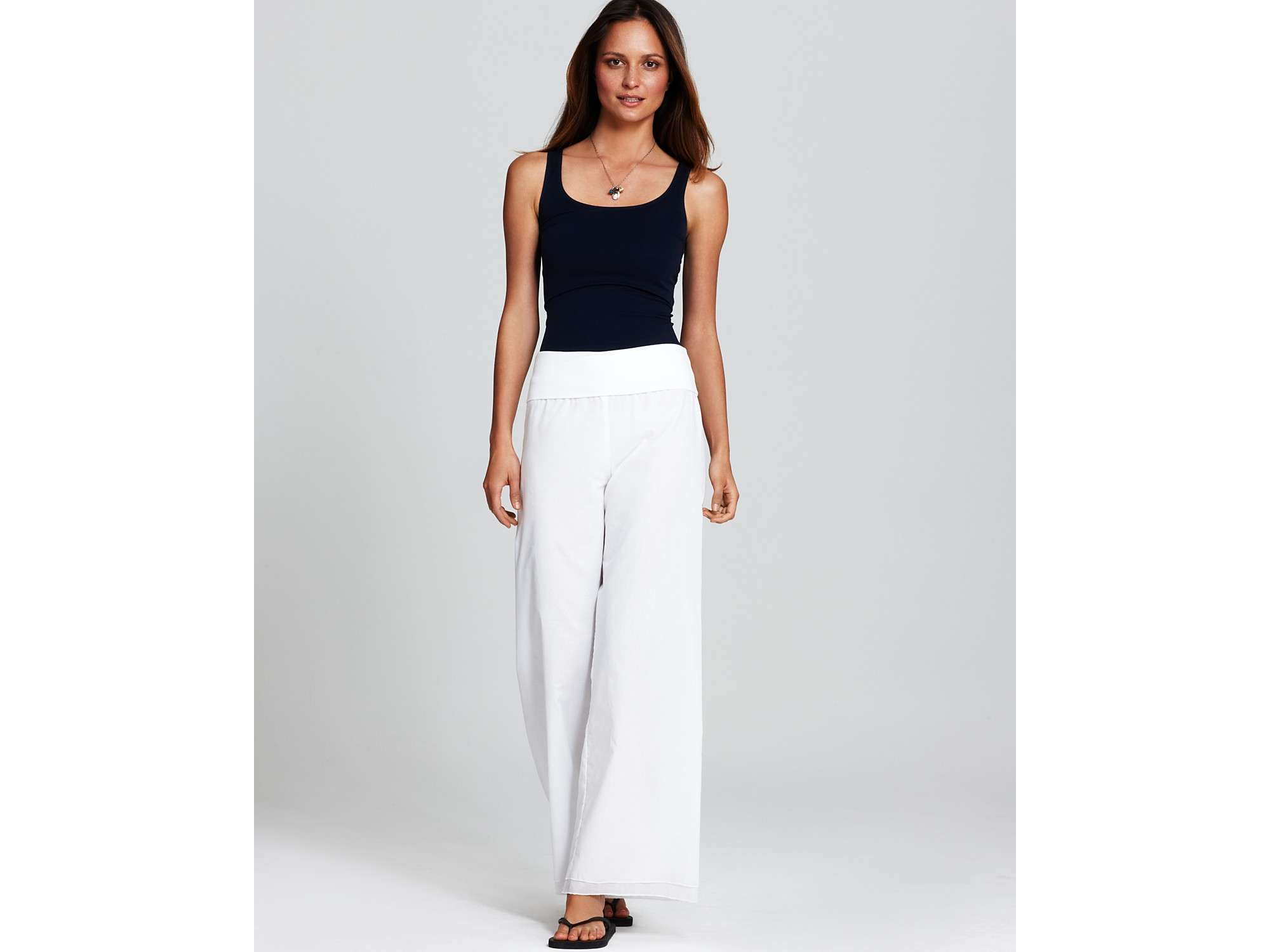 Creative Roxy Oceanside Beach Pants Women39s  White WBB0  EBay