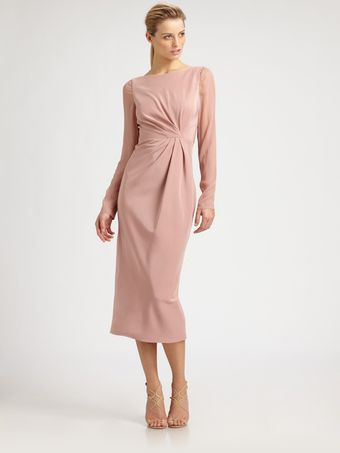 Calulla Lillibelle Silk Chloe Dress - Lyst