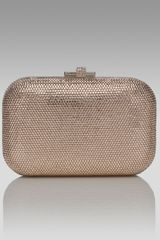 Judith Leiber Beaded Clutch - Lyst