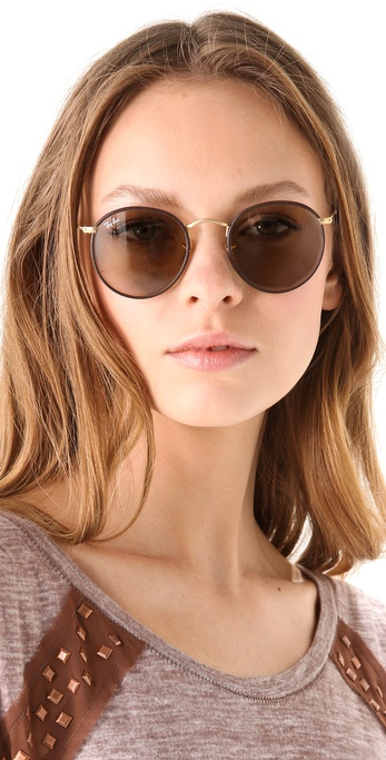 79fbe663c6 ... australia lyst ray ban craft sunglasses in metallic 4dcf1 750d6