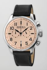 Brera Classico Watch Cream - Lyst