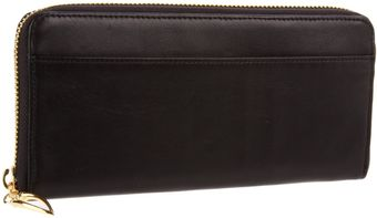 Tusk Donington Gold Zip Clutch 301 Wallet - Lyst