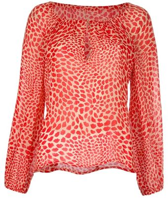 Yves Saint Laurent Vintage Lip Print Skirt Suit - Lyst