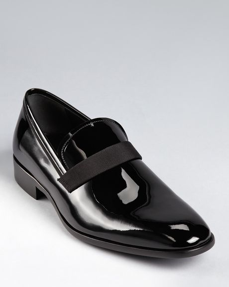 Ferragamo Antoane Formal Loafer Dress Shoes in Black for Men (nero