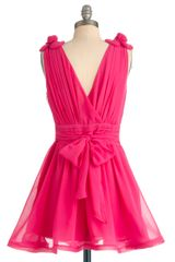 Modcloth Anything Flamingos Dress in Pink - Lyst