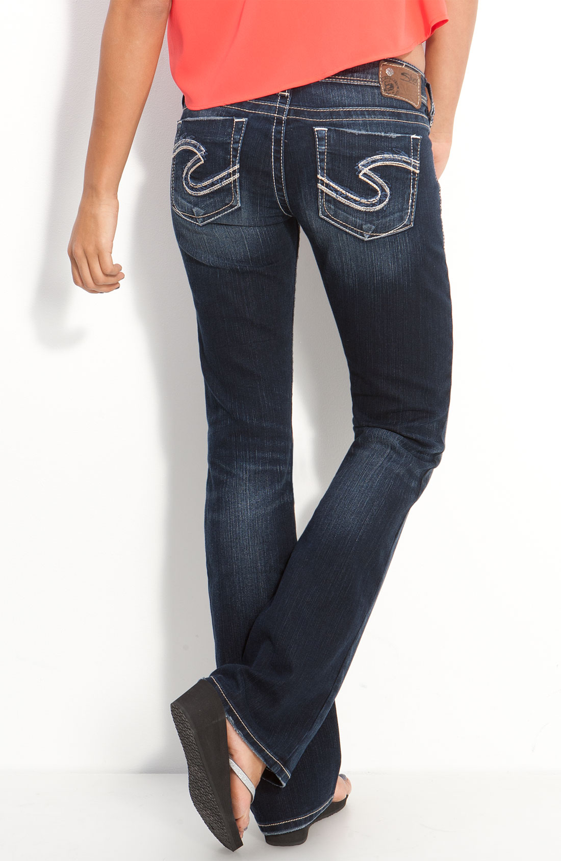 Silver Jeans Tuesday Bootcut - Jeans Am