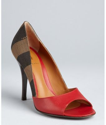 Fendi Womens Shoes - Lyst