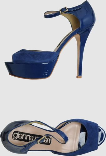 Gianna Meliani Gianna Meliani Platform Sandals - Lyst