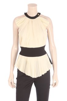 Vionnet Silk Top - Lyst