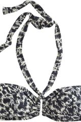 Zimmermann Leopard Rectangle Bandeau Top in Animal (leopard) - Lyst