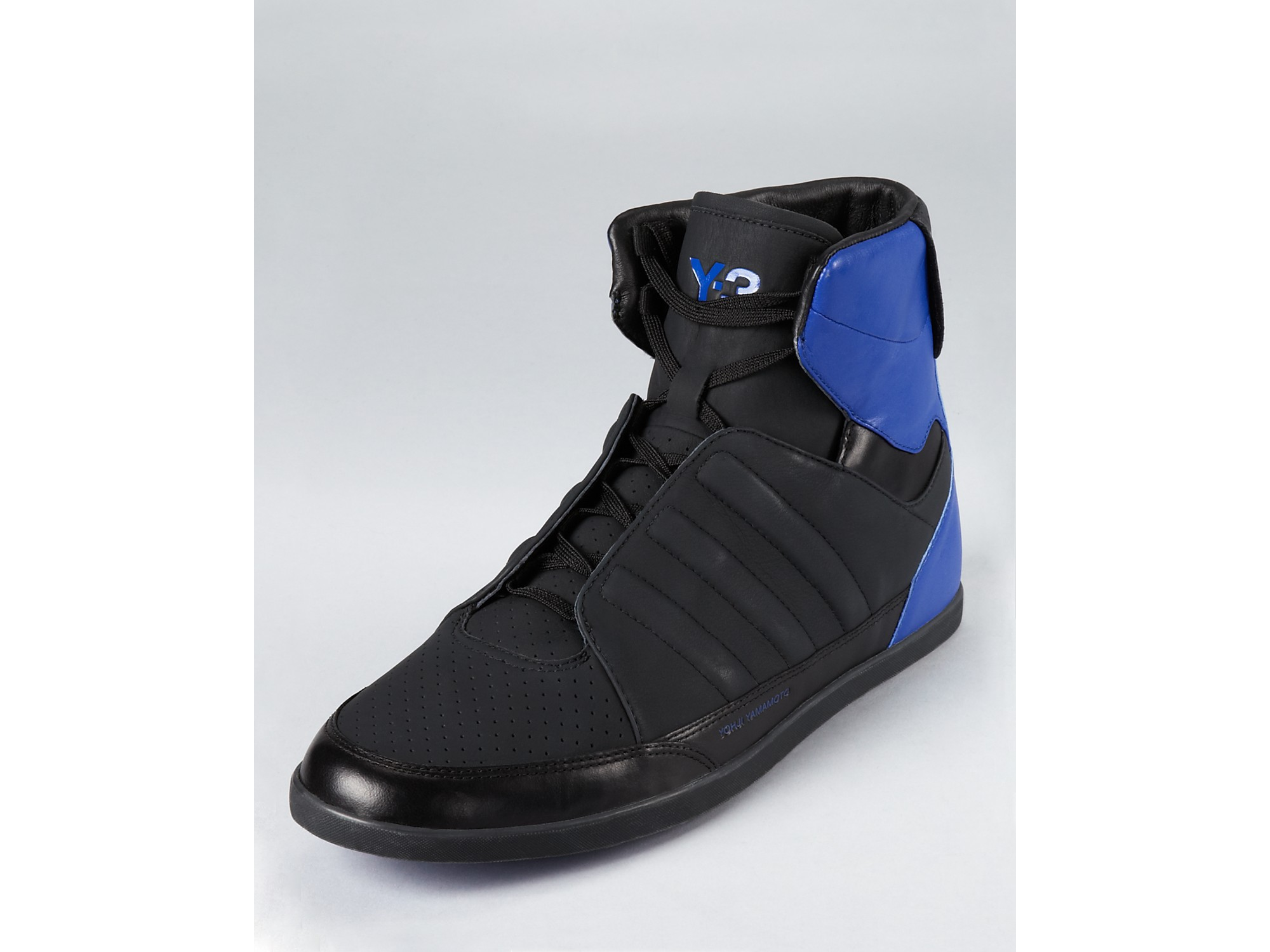 1728398e37dc0 Lyst - Y-3 Honja Hightop Sneakers in Black for Men