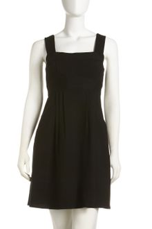 Nanette Lepore Buzzin Around Dress Black - Lyst
