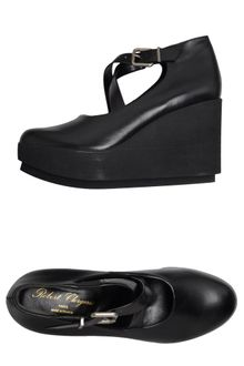 Robert Clergerie Wedges - Lyst