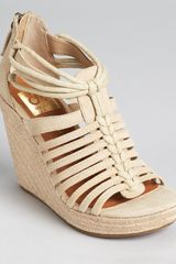 Dolce Vita Wedges Tatiana Strappy Braided - Lyst
