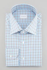 Ermenegildo Zegna Check Dress Shirt - Lyst