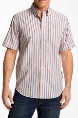 Faconnable Regular Fit Sport Shirt - Lyst