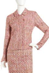 Lafayette 148 New York Carousel Tweed Jacket - Lyst