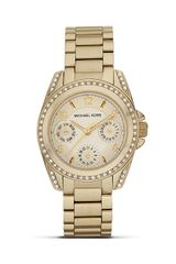 Michael Kors Michael Mini Blair Glitz Watch 33mm - Lyst