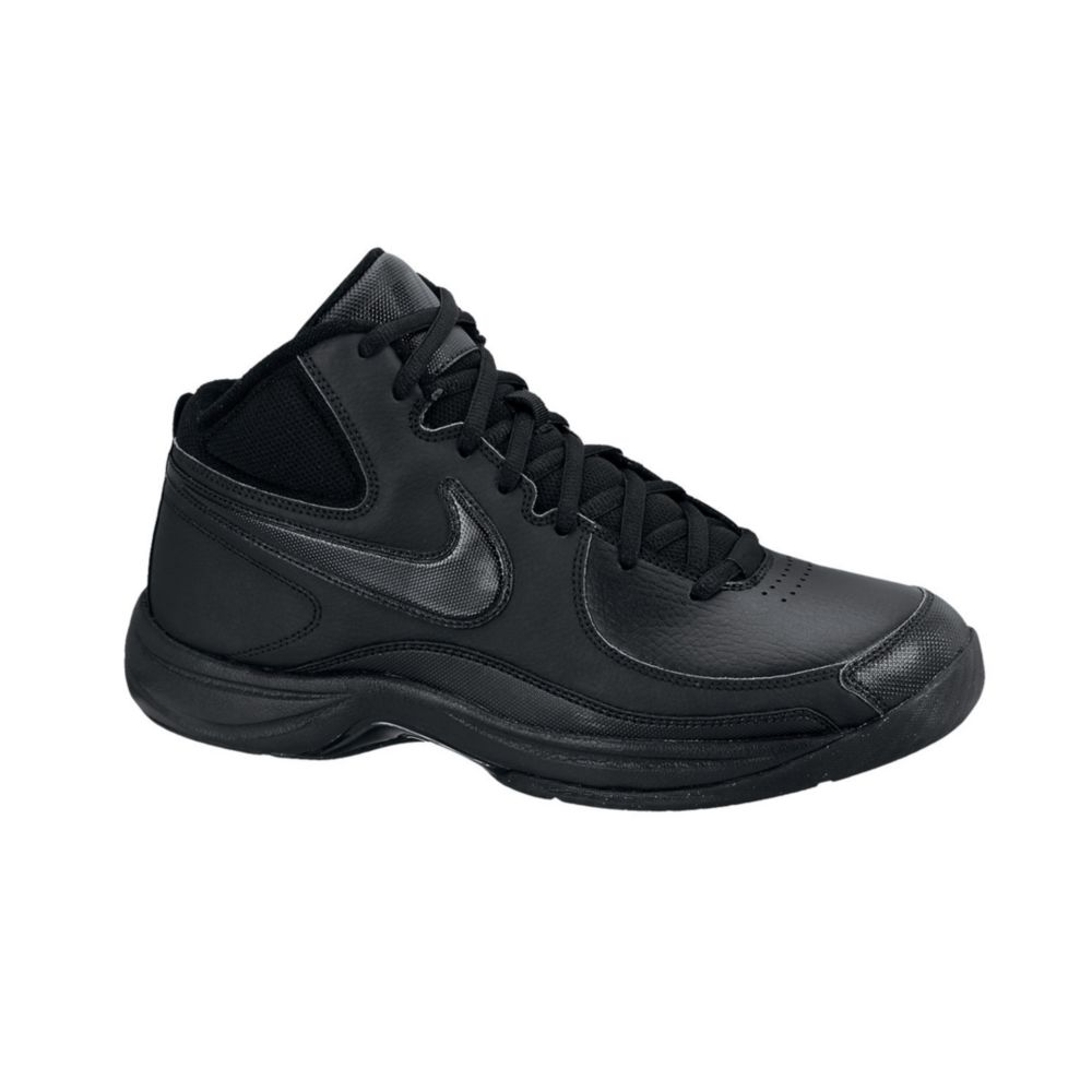 Nike The Overplay Vii High Top Sneakers in Black for Men ...