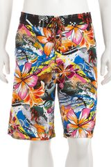 Robert Graham Pontoon Boardshorts - Lyst
