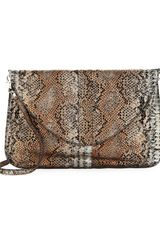 Lodis Tilly Convertible Clutch - Lyst