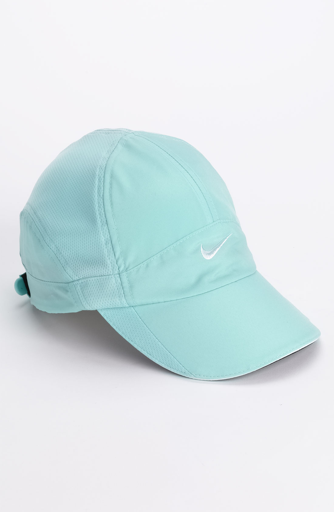 nike feather light cap in blue green lyst. Black Bedroom Furniture Sets. Home Design Ideas
