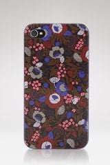 Marc By Marc Jacobs Iphone Case Wallpaper in Brown - Lyst