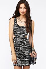 Nasty Gal Wild Stripe Dress - Lyst