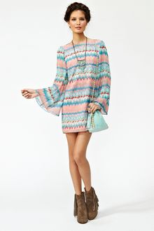Nasty Gal Starling Dress - Lyst