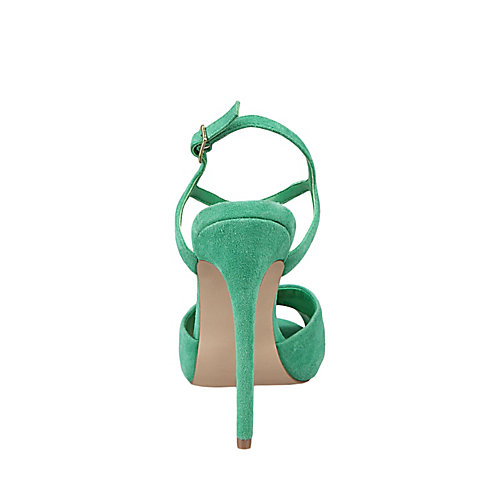 Lyst Steve Madden Makemee In Green
