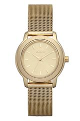 DKNY Essentials Mesh Bracelet Watch - Lyst