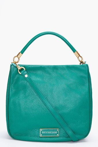 Marc By Marc Jacobs Green Too Hot To Handle Hobo - Lyst