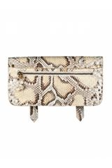 Proenza Schouler Ps1 Pochette Python in Animal (delave) - Lyst