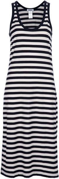 Sonia By Sonia Rykiel Vest Dress - Lyst