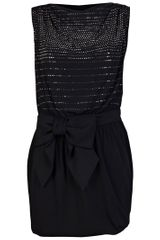 Thomas Wylde Crystal Embellished Dress