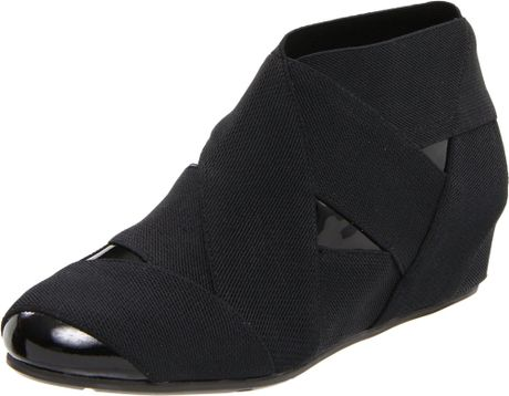 United Nude United Nude Womens Helix Lo Flat in Black - Lyst