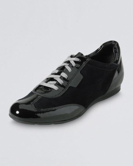 Cole Haan Air Tali Oxford Sneaker in Black