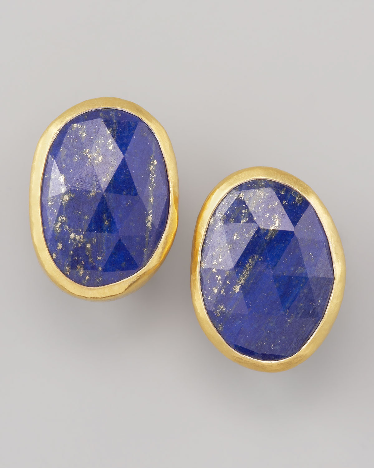 cushion buy lazuli cut silver earrings lapis stud
