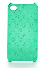 Marc By Marc Jacobs Stardust Metallic Iphone Case - Lyst