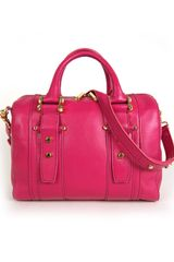 Z Spoke by Zac Posen Happy Shopper Dahlia Red