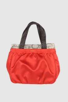 Furla Medium Fabric Bag - Lyst