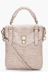 Marc By Marc Jacobs Taupe Intergalocktic Tablet Bag - Lyst