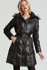 Marc New York Down Puffer Coat - Lyst
