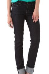 Citizens Of Humanity Elson Straight Leg Jeans in Blue - Lyst
