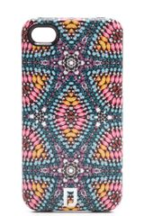Dannijo Hixson Iphone 4 Case in Gray (multi) - Lyst