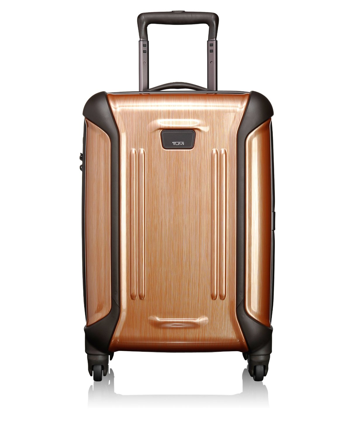 Tumi Luggage Vapor International Carryon In Brown copper Lyst