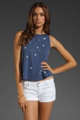 Wildfox Couture Mine Is The Night Cassidy Tank - Lyst