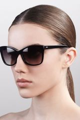 Barton Perreira Cat-Eye Sunglasses  - Lyst