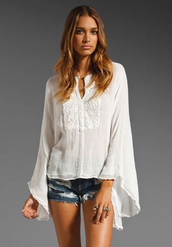 Jen's Pirate Booty Beach Bum Short Kaftan - Lyst