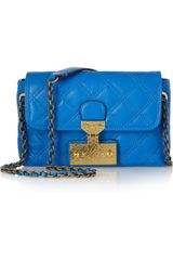 Marc Jacobs Baroque Single Quilted Leather Shoulder Bag - Lyst